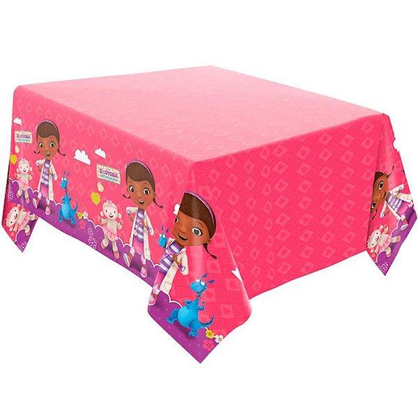 Toalha de Mesa - Doutora Brinquedos