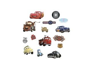 Mini Personagens Decorativos Cars