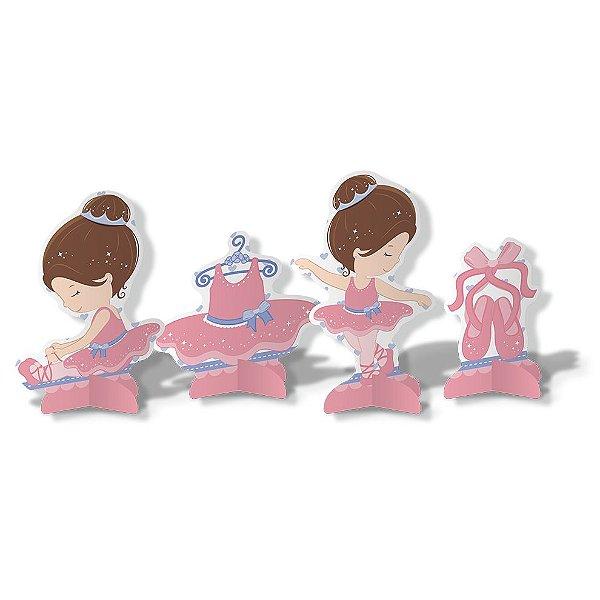 Decoração de Mesa - Bailarina