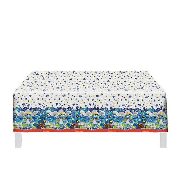 Toalha para Mesa - Os Smurfs