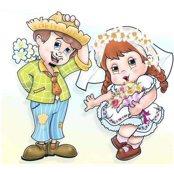 KIt Painel - Noivo e Noiva