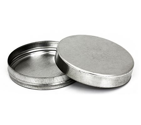 Latinha metal para Lembrancinha - 10 unidades