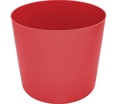 Balde de Pipoca Vermelho - 01 unidade