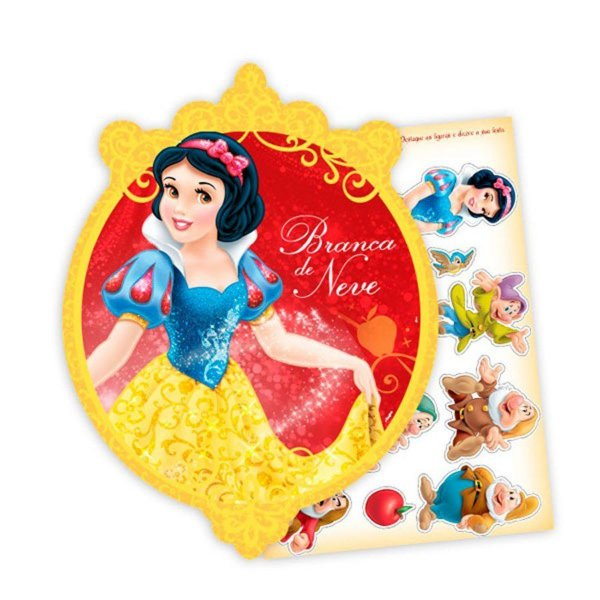 Kit Decorativo - Branca de Neve