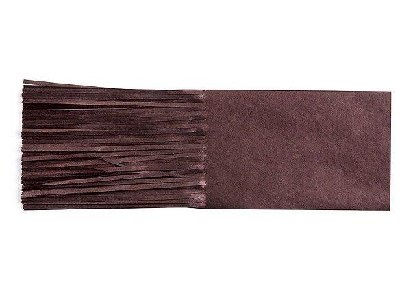 Papel de Bala - Marrom - 48 unidades