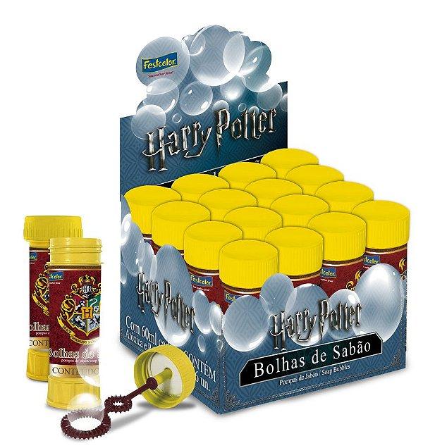 Bolha de Sabão Harry Potter - 1 Und