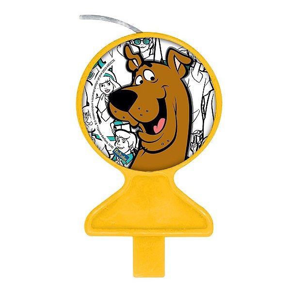 Vela Plana - Scooby Doo