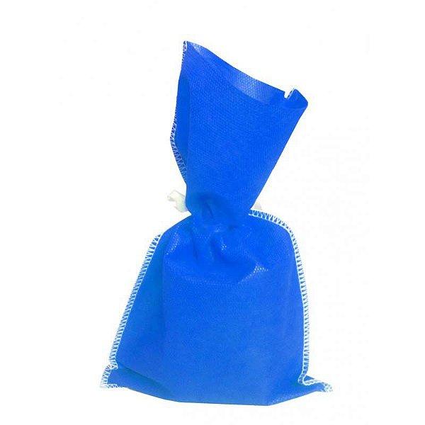 Saco Surpresa TNT azul - 10 unidades