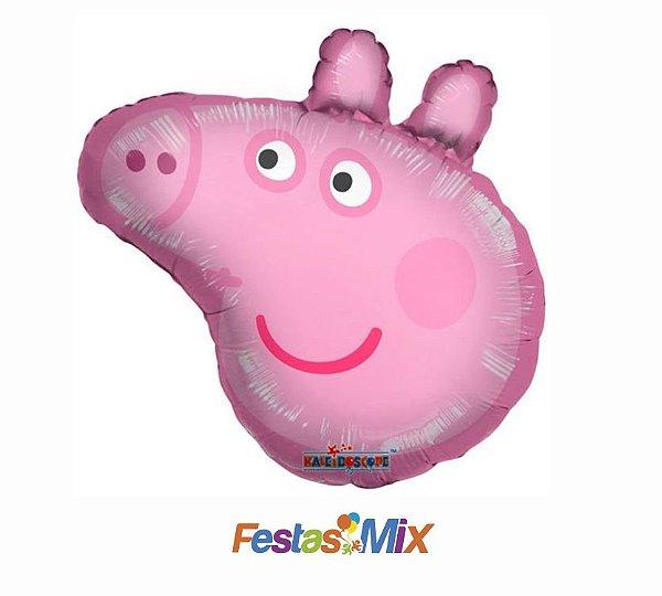 Balão Metalizado Super Shape - Peppa Pig