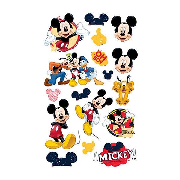 Mini Personagens Decorativos Mickey