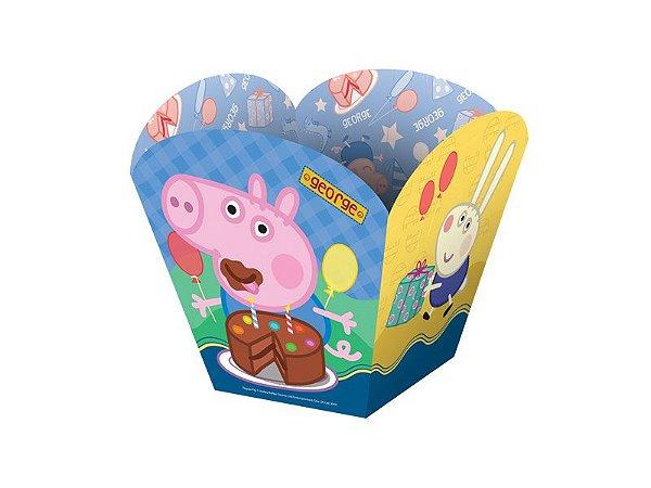 Kit Cachepot - George Pig - 02 pacotes