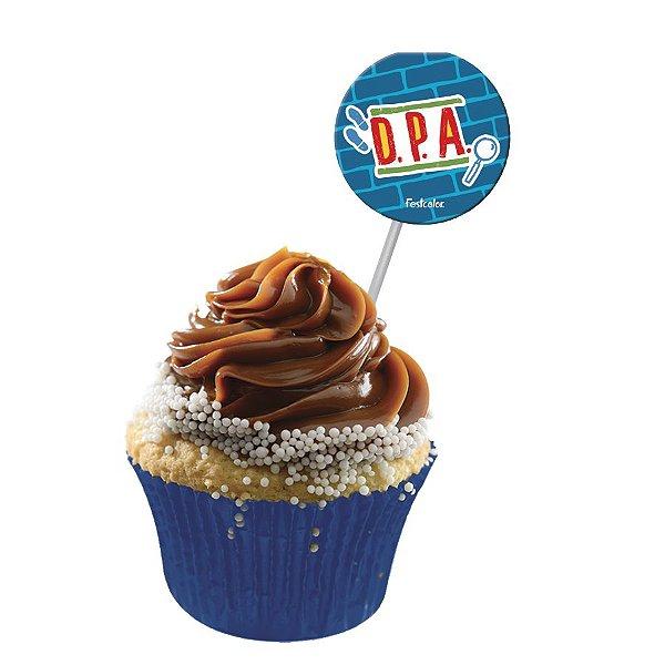 Pick para doces e Cupcake - DPA - 08 und