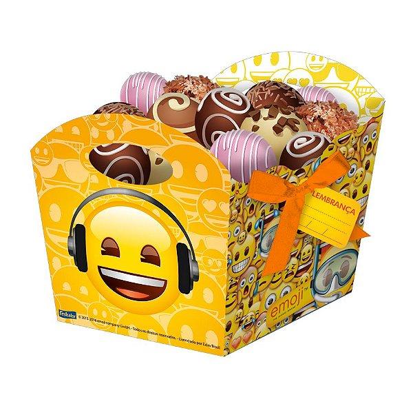 Cachepot - Emoji - 08 unidades