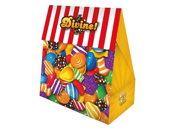 Caixa Surpresa - Candy Crush - 08 unidades