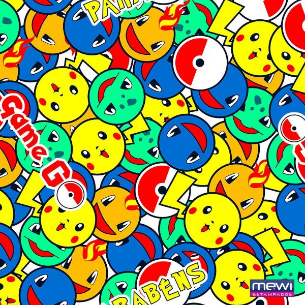 TNT Estampado - Game GO - 01 Metro
