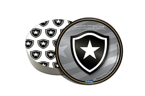 Porta Copo de Papel - Botafogo - 08 unidades