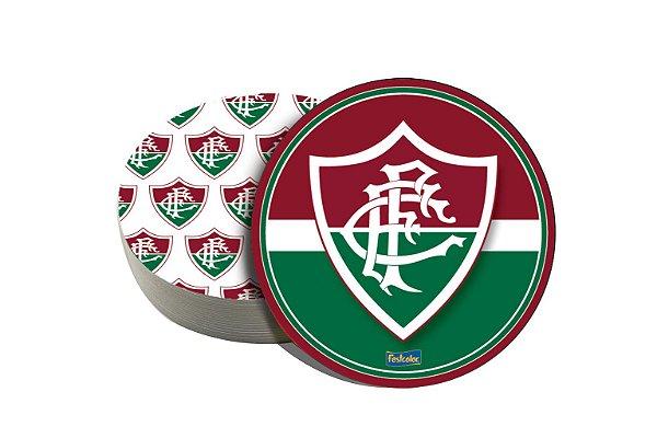 Porta Copo - Fluminense - 08 unidades