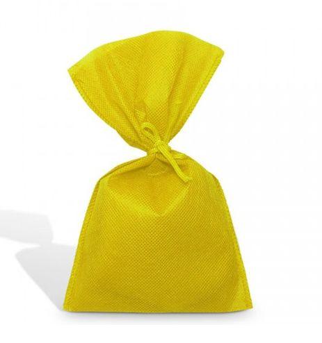 Saco Surpresa TNT - Amarelo - 10 unidades