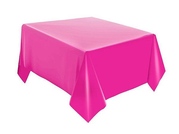 Toalha de Mesa - Festa Colors - Rosa