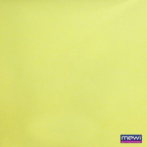 TNT Liso Fluorescente Amarelo - 1 metro