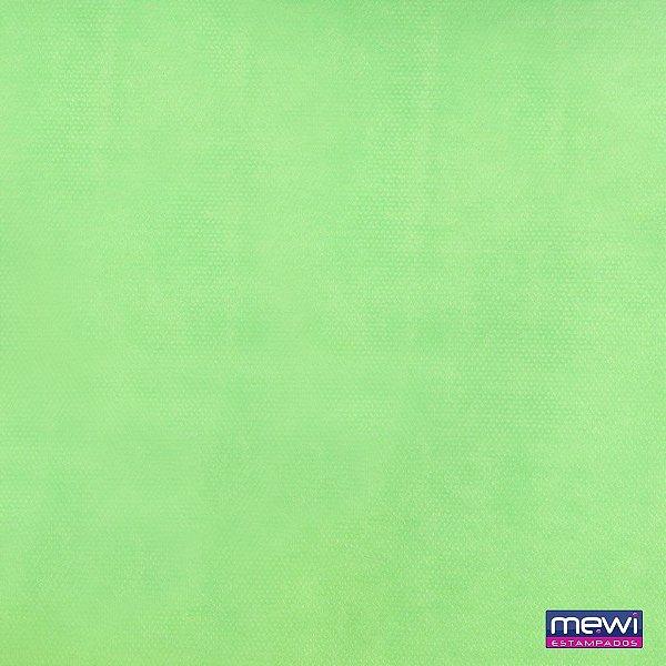 TNT Liso Fluorescente Verde - 5 metros