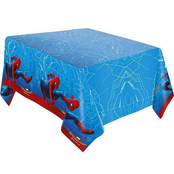 Toalha de Mesa de Papel - Homem Aranha Home