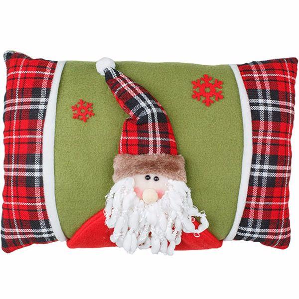 Almofada Papai Noel - 16 cm