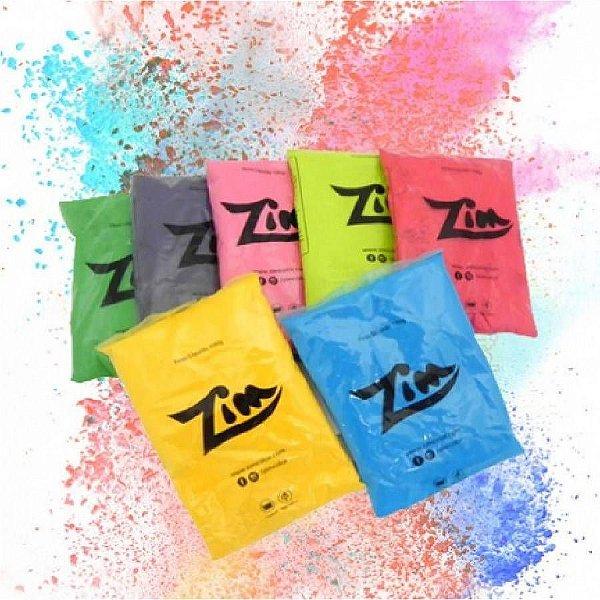 Pó Colorido Zim - 100 g