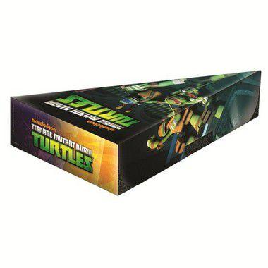 Kit Caixa Surpresa - Tartarugas Ninjas - 04 pacotes