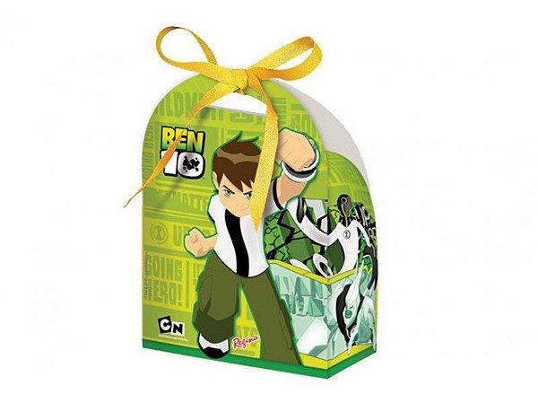 Kit Caixa Surpresa - Ben 10 - 02 pacotes