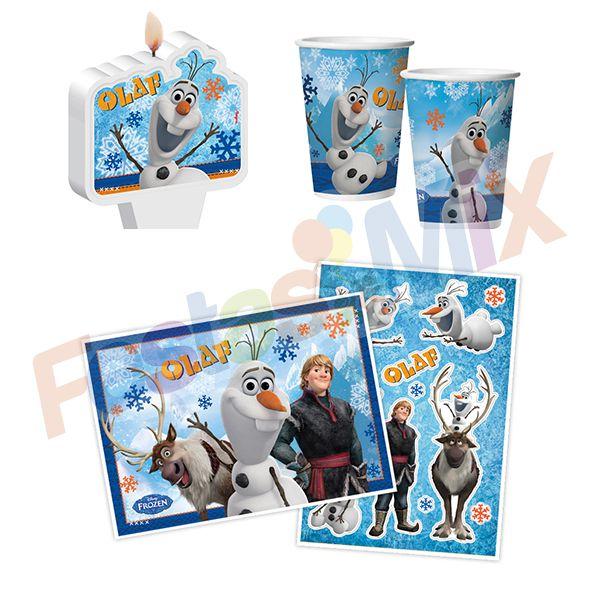 Kit Festa - Olaf
