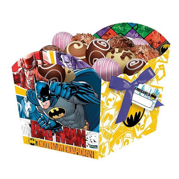 Cachepot - Batman New - 08 unidades