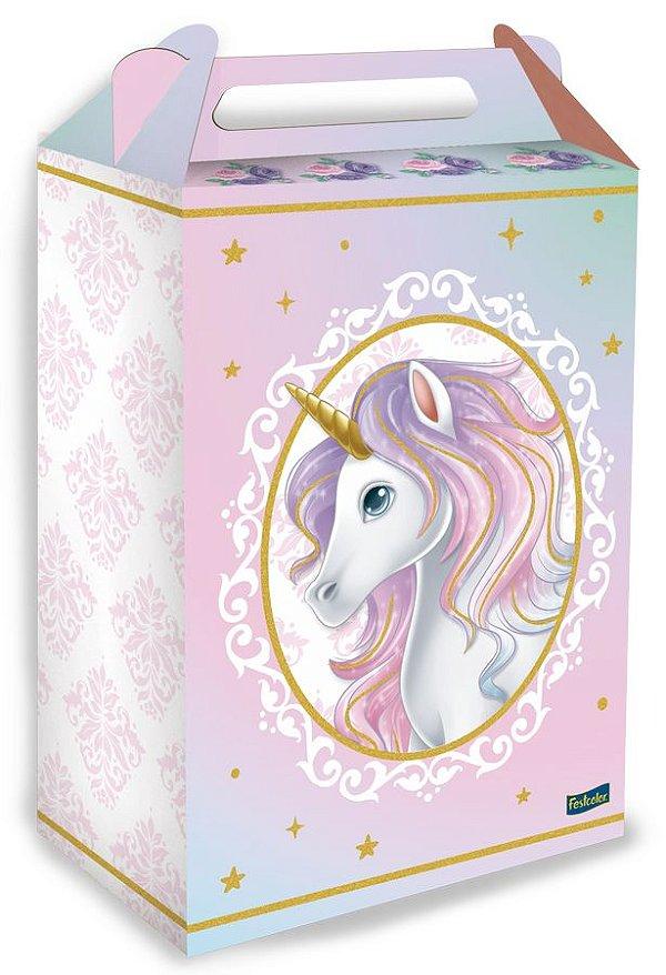 Caixa Surpresa - Unicórnio Magic - 08 unidades