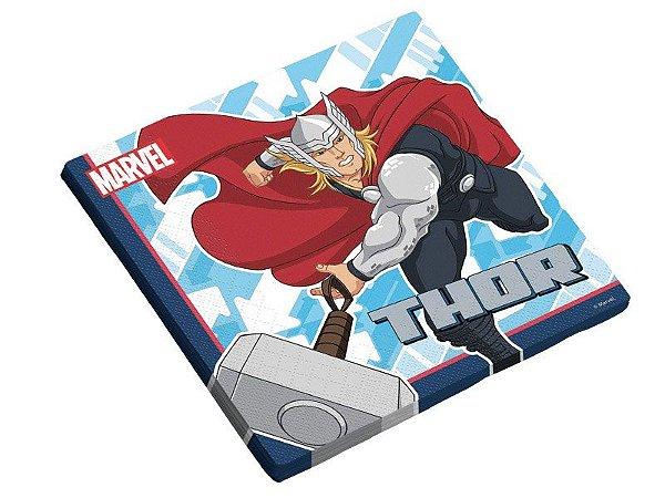 Guardanapo - Os Vingadores Animated - 16 unidades
