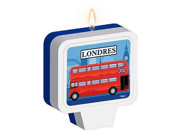 Vela Plana - Londres