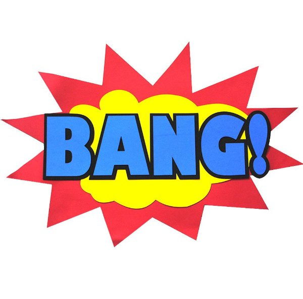 Painel EVA - BANG! - 89cm