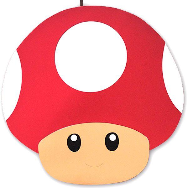 Cogumelo Vermelho EVA - 60cm