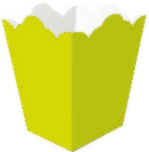 Cachepot - Amarelo - 10 unidades