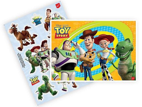 Kit Decorativo - Toy Story no Espaço