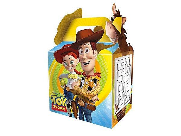 Caixa Surpresa - Toy Story no Espaço - 08 unidades
