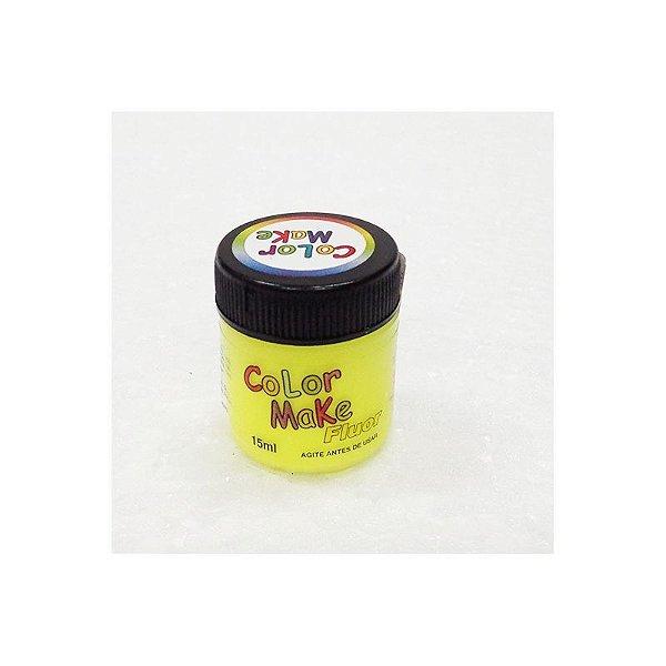 Tinta Líquida Neon - Amarelo