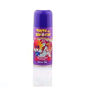 Tinta Spray de Cabelo - Roxo