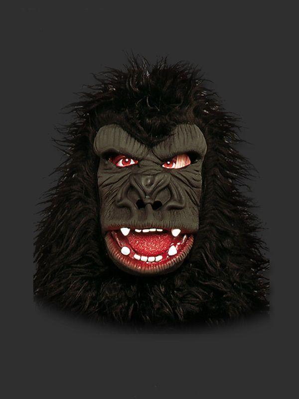 Máscara - Gorila com Pelo
