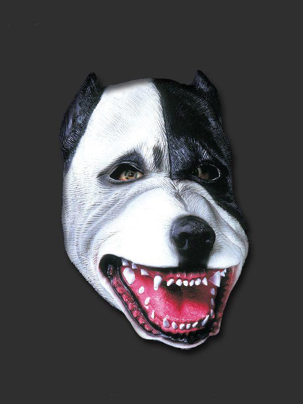 Máscara Inteira - Pit Bull