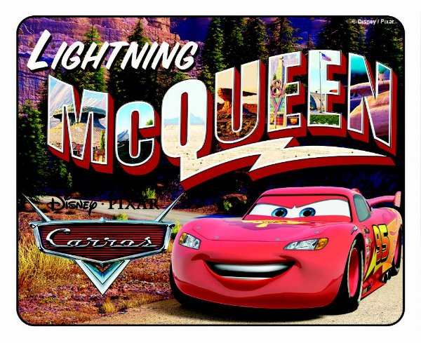 Mouse Pad - Carros Disney