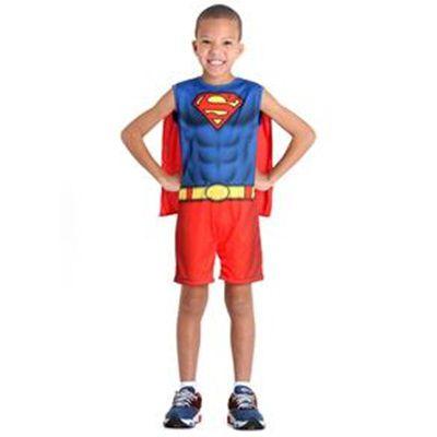 Fantasia Infantil - Super Homem POP - M