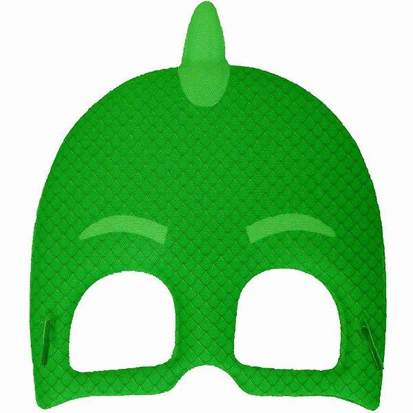 Máscara Soft - PJ Masks - Lagartixo