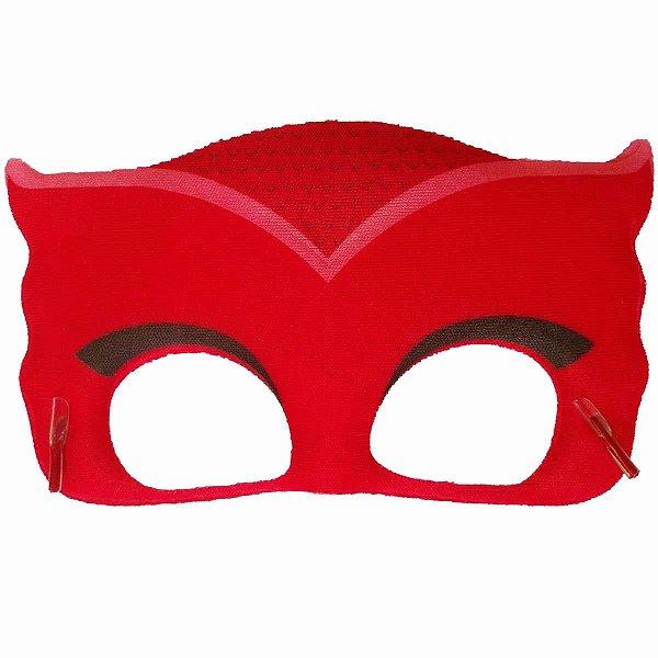 Máscara Soft - PJ Masks - Corujita
