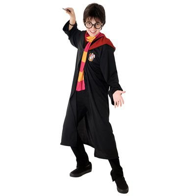 Fantasia Infantil - Harry Potter - P
