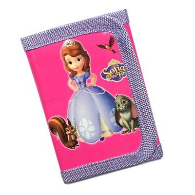 Carteirinha Infantil - Princesa Sofia